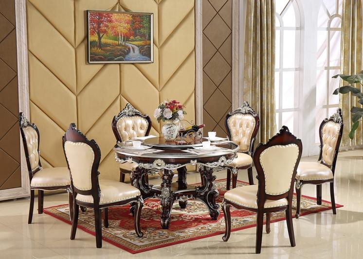 1802圆餐桌